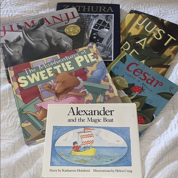 Other - Bundle of 6 Children's Books
